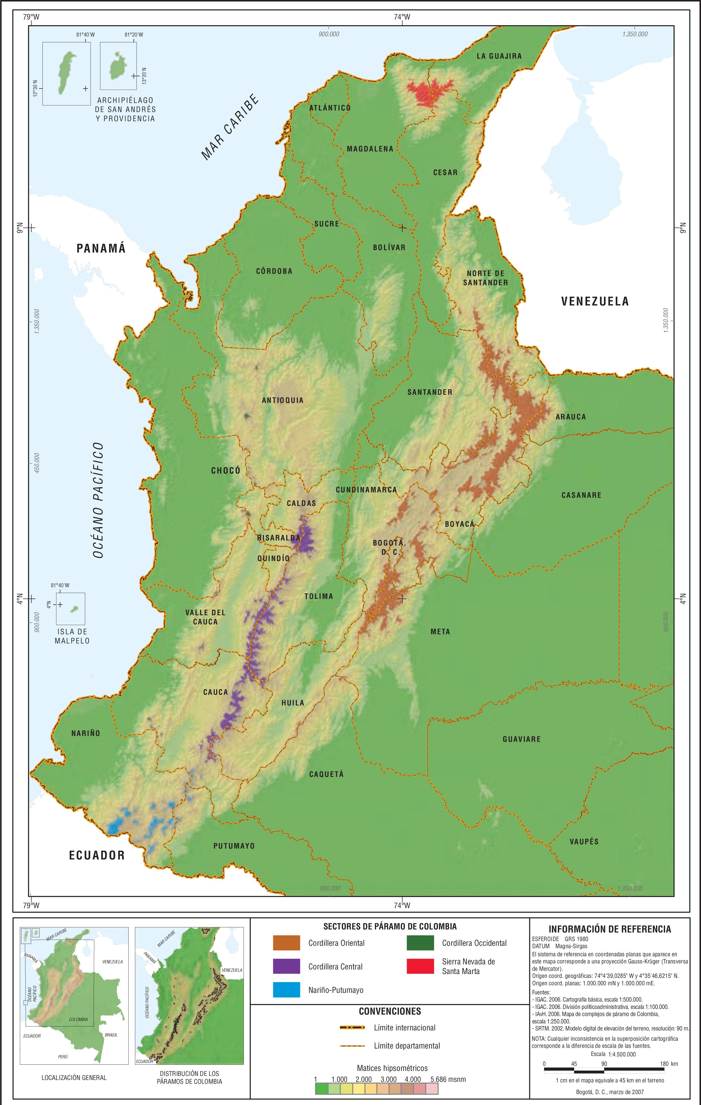 ATLAS DE PARAMOS DE COLOMBIA PDF FREE DOWNLOAD (bonus: asus vw192t ...
